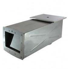 Скиммер для композитного бассейна удлиненный с блоком автоматич. долива