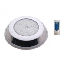 Светильник светодиодный RGB D=230 мм 18 Вт 12 В оправа н/с AISI 316