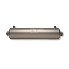 Теплообменник D-NWT-Ti 45 низкотемпературный корпус титан спираль титан 60 кВт