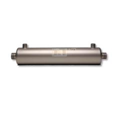 Теплообменник D-TWT 65 корпус титан спираль титан 84 кВт