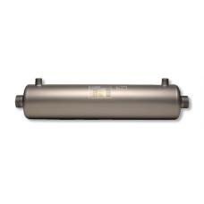 Теплообменник D-TWT 115 корпус титан спираль титан 154 кВт