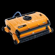 Автоматический робот-пылесос Dolphin WAVE 300 XL (кабель 40 м, пульт ДУ, тележка) (дно)
