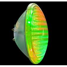 Лампа светодиодная 18 Вт, PAR56-LED 54 SMD, RGB  LASWIM