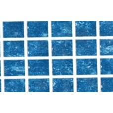 Пленка армированная 1,65х25,00м, Matrix, BLUE (галактика )