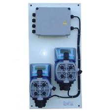 Панель управления Kompact AXL 603 с аналоговым насосом Tekna AKL 603 - PVDF