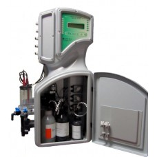 Фотометрический контроллер свободного хлора, температуры, рН и редокс-потенциала