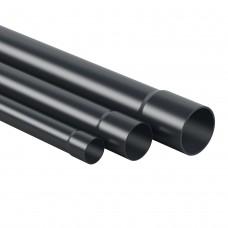Труба напорная ПВХ PN16 (110*8,1) с раструбом, 3 м, AQUADEMIC