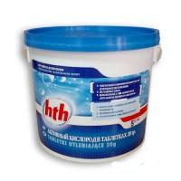 Clor-zero shock - Активный кислород в таблетках по 20 гр., вес упаковки  3 кг
