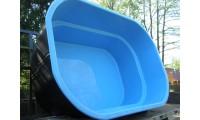 Чем хороши готовые силиконовые чаши для уличного бассейна
