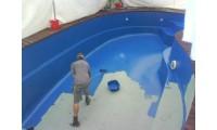 Как окрасить бассейн?
