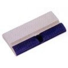 Поручни со сливом с сетчатой поверхностью (12,5х25см)
