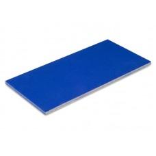 Плитка фарфоровая Serapool противоскользящая рельефная кобальт (12,5x25 см)
