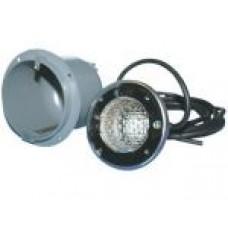 Прожектор многоцветный cветодиодный из нержавеющей стали Emaux Opus LEDS-100PN (плитка)