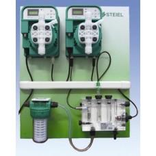 """Контроллер рН и свободного хлора """"PNL EF162 pH + EF163 CL"""""""