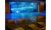 Аквариум в бассейне