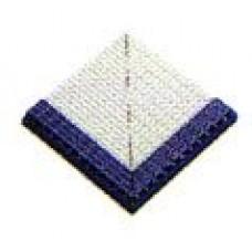 Наружные угловые эл-ты, частично глазурованные (12,5х12,5)