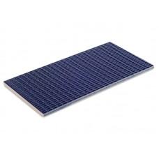Противоскользящая плитка с сетчатой поверхностью (12,5х25)