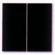Плитка фарфоровая Serapool глазурованная черная (12,5x25 см)
