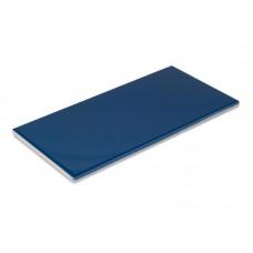 Плитка фарфоровая Serapool глазурованная темно-синяя (12,5x25 см)