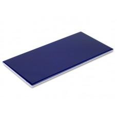 Плитка фарфоровая Serapool глазурованная кобальт (12,5x25 см)