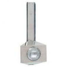 Прожектор навесной угловой из нержавеющей стали Pahlen